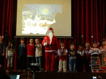 Коледно тържество в Никозия